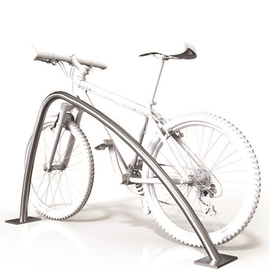 SecuraBike Broad Bike Base Plate Rail