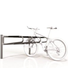 SecuraBike Hitching 4 Bike Rail