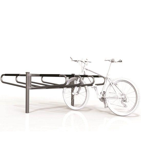 SecuraBike Hitching 8 Bike Rail
