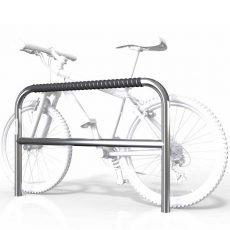 SecuraBike Large 2 Bike Fixed Rail With Security Bar