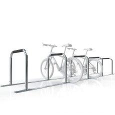 SecuraBike Multiple Hitching Bike Rail