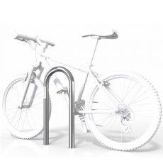 SecuraBike Small Architectural Bike Fixed Rail